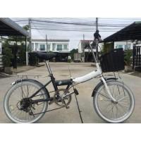 จักรยานญี่ปุ่นพับได้มีเกียร์ราคาส่ง