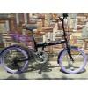 จักรยานพับได้ eFone ล้อ 20นิ้ว เกียร์ Shimano 6 Speed