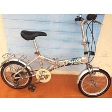 จักรยานพับญี่ปุ่นยี่ห้อCooling อะลูมิเนียม